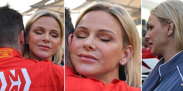 Fürstin Charlène: Botox-Panne