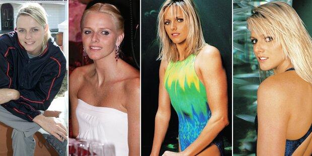 Botox-Fürstin: So sah Charlène früher aus
