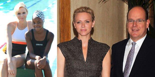 Fürstin Charlene: So traurig in Monaco
