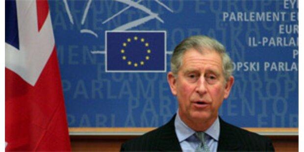 Prinz Charles ruft zu Klimaschutz auf