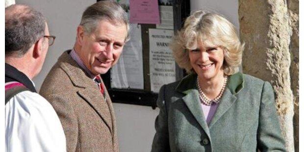 Mistgabel-Eindringling in Anwesen von Prinz Charles