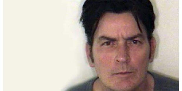 Sheens wilde Drohungen gegen seine Frau