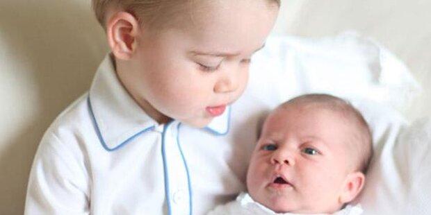 Fan-Post für Baby Charlotte