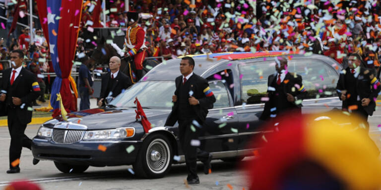 Chavez: Leiche ins Museum gebracht