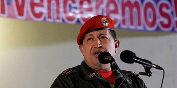 Ballett zu Ehren von Hugo Chavez
