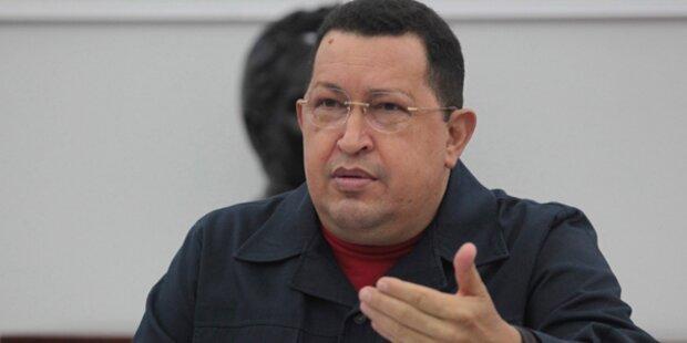 Chavez erstmals wieder im TV