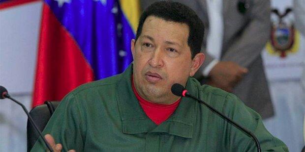 Gerüchte um Chávez: