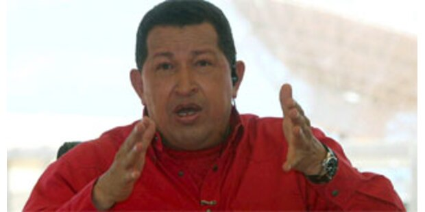Chavez lässt Zementfabrik besetzen