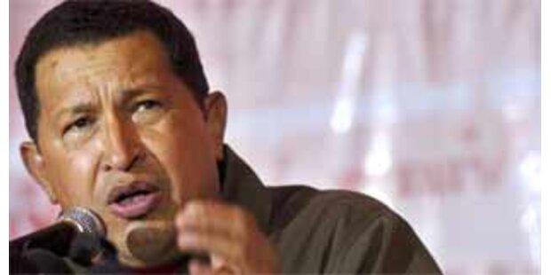 Dämpfer für Chavez bei Regionalwahlen in Venezuela