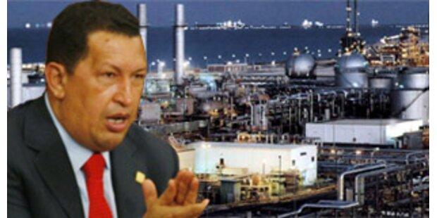 Chavez nennt kolumbianischen Minister