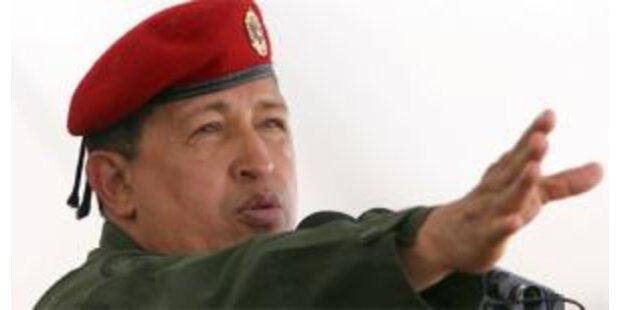 Präsident Chavez will Parlament umgehen