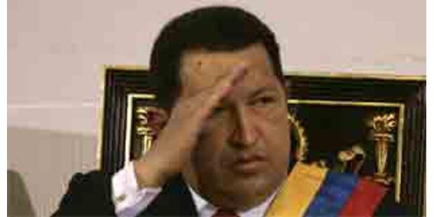 Chavez will unbegrenzte Präsidenten-Wiederwahl