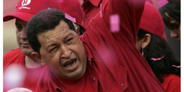 Venezuela verstärkt Ölallianz mit China