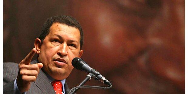Chavez für dritte Amtszeit vereidigt