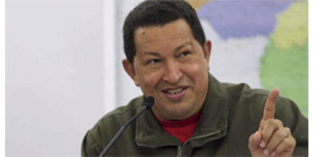 Chavez will ewig regieren