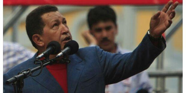 Chavez: USA und Kolumbien planen Angriff