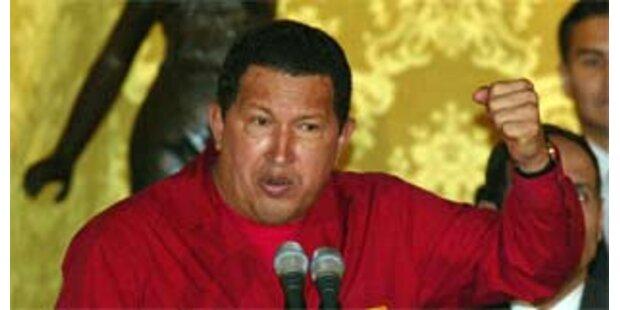 Chavez will Uhren vorstellen
