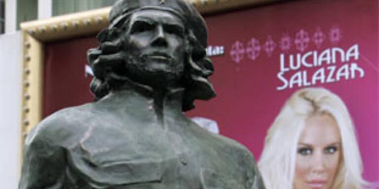 """""""Che Guevara"""" auf Stadtrundfahrt in Buenos Aires"""
