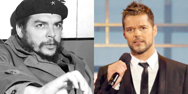 Martin spielt Che Guevara am Broadway