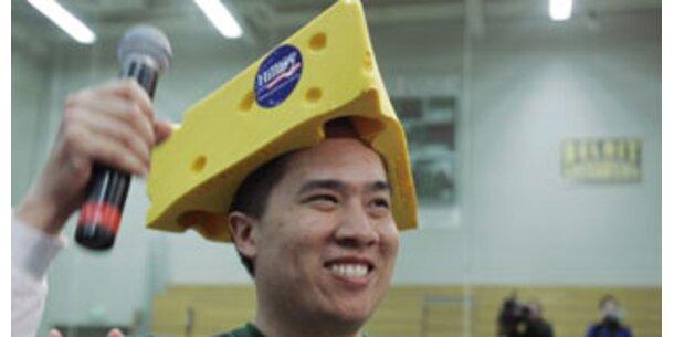 Akustiker ermitteln Käsequalität mit den Ohren