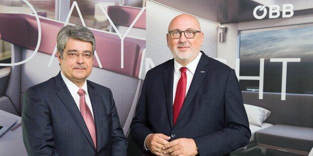 Siemens liefert ÖBB völlig neue Züge