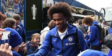 Salzburg trifft auf den FC Chelsea