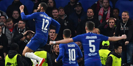 Hinteregger tragischer Held: Chelsea im EL-Finale!