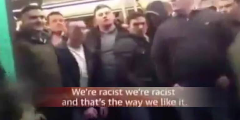 Rassismus-Opfer fordert Strafe