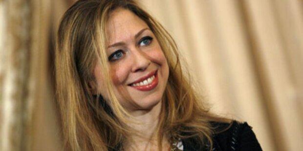 Chelsea heiratet nach jüdischem Ritus
