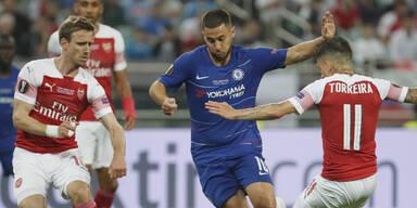 Chelsea fulminant zu Euro-League-Titel