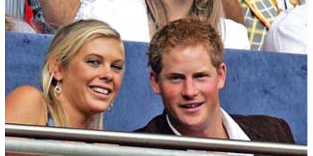Prinz Harry fleht Chelsy an