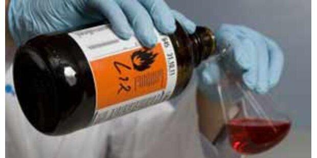 20 Verletzte bei Chemie-Unfall