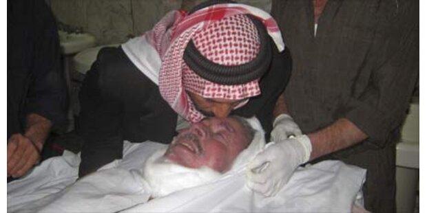Hingerichteter Chemie-Ali nun beerdigt