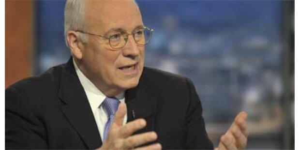 Cheney hielt Anti-Terror-Programm geheim