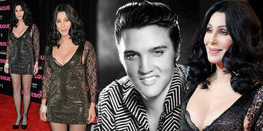 Cher Elvis Presley