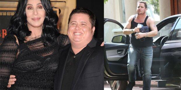 Cher: Sie bezahlte Sohn fürs Abnehmen