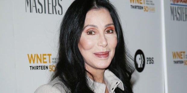 Cher fühlt sich machtlos gegen das Altern