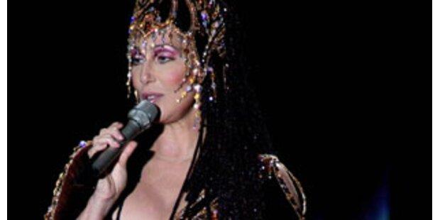 Sie hasst es, älter zu werden: Cher kehrt zurück