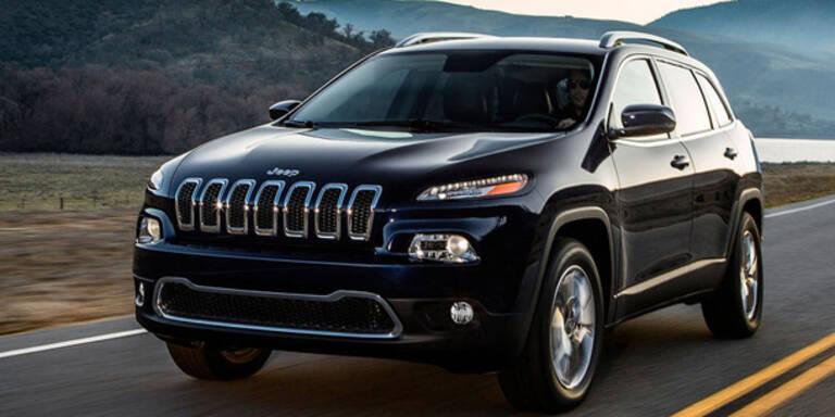 Jeep bringt einen völlig neuen Cherokee