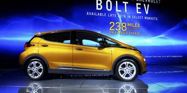 Bolt EV ist Green Car of the Year 2017