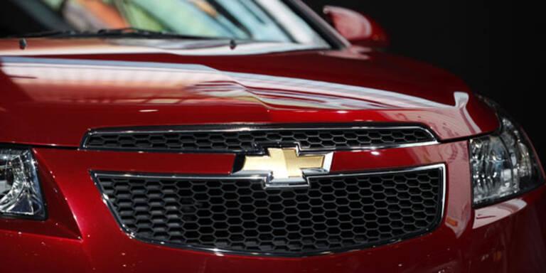 GM will Chevrolets auch in Europa bauen