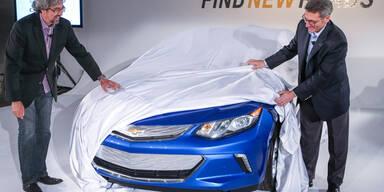 Chevrolet kündigt neuen Volt an