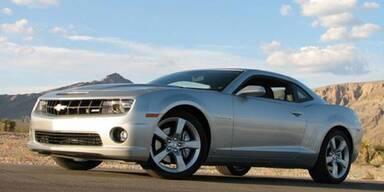 Preis für Chevrolet Camaro 2010 steht fest