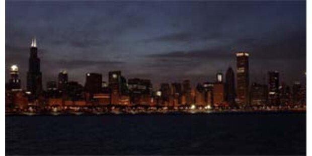 Fünf junge Leute in Chicago erschossen