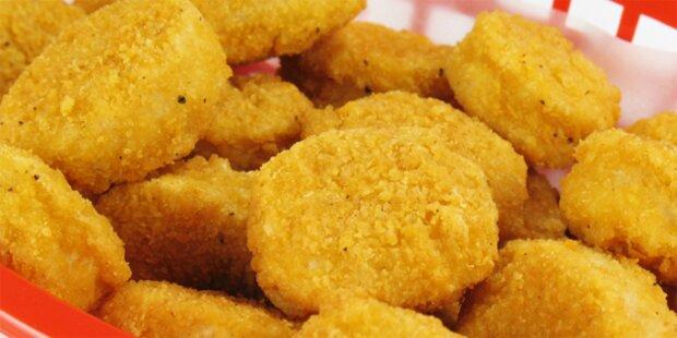 15 Jahre nur Chicken Nuggets gegessen