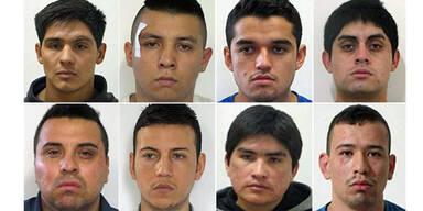 50 Einbrüche: Polizei fasst Chile-Bande