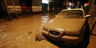 Heftiges Unwetter in Chile forderte schon 2 Tote