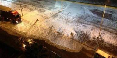 Mega-Flut nach Beben in Chile