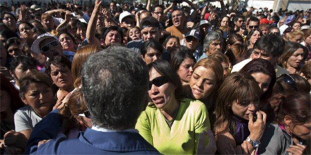 81 Tote bei Gefängnisbrand in Chile