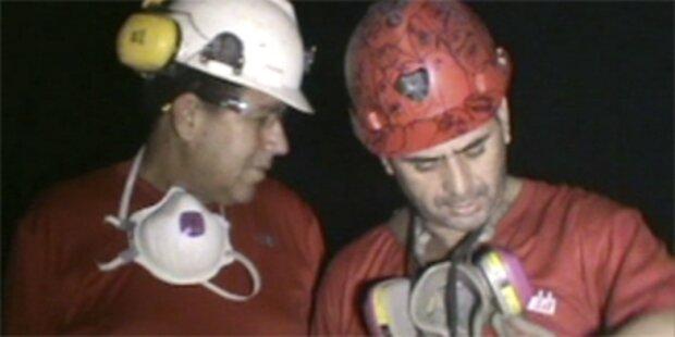 Bergung der Bergleute steht kurz bevor